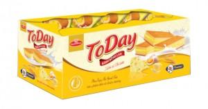 Bánh xếp tầng kem bơ sữa khay 320gr