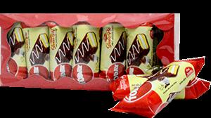 Bánh mềm phủ Socola khay (360g)