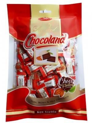 Kẹo socola đen túi 300gr