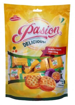 Bánh kẹp mứt chanh leo Pasion 300g