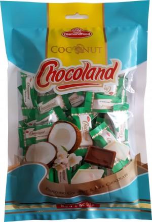 Kẹo Socola dừa túi 300gr