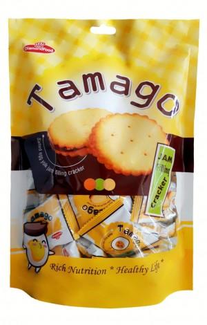 Bánh kẹp mứt trứng muối Tamago 300g
